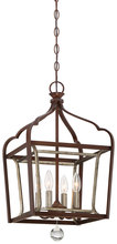 Minka-Lavery 4343-593 - 4 Light Pendant