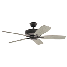 Kichler 310103WZC - 52 Inch Monarch Ii Patio Fan