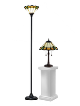 Dale Tiffany STC16111 - Table and Floor Lamp Combo