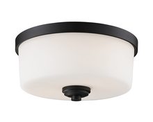 Z-Lite 220F2 - 2 Light Flush Mount