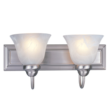 Z-Lite 311-2V-BN - 2 Light Vanity Light