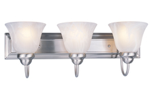 Z-Lite 311-3V-BN - 3 Light Vanity Light