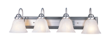 Z-Lite 311-4V-BN - 4 Light Vanity Light