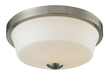 Z-Lite 410F2 - 2 Light Flush Mount