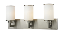 Z-Lite 412-3V - 3 Light Vanity