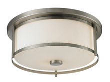 Z-Lite 412F16 - 3 Light Flush Mount