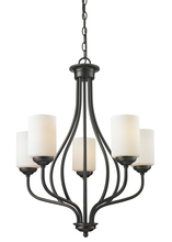 Z-Lite 414-5 - 5 Light Chandelier
