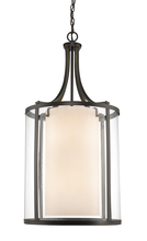 Z-Lite 426-8-OB - 8 Light Pendant