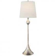 Visual Comfort ARN 3144BSL-L - Dover Buffet Lamp in Burnished Silver Leaf with