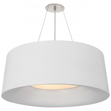 Visual Comfort BBL 5090WHT - Halo Medium Hanging Shade in Matte White