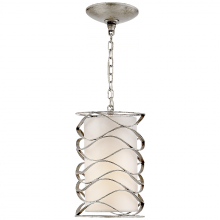 Visual Comfort S 5045BSL-L - Bracelet Small Lantern in Burnished Silver Leaf