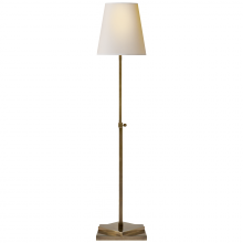 Visual Comfort TOB 3408HAB-NP - Baxter Table Lamp in Hand-Rubbed Antique Brass w