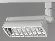 CAL Lighting HT-954-WH/BLS - 12V, MR-16, 50W TRACK FIXTURE
